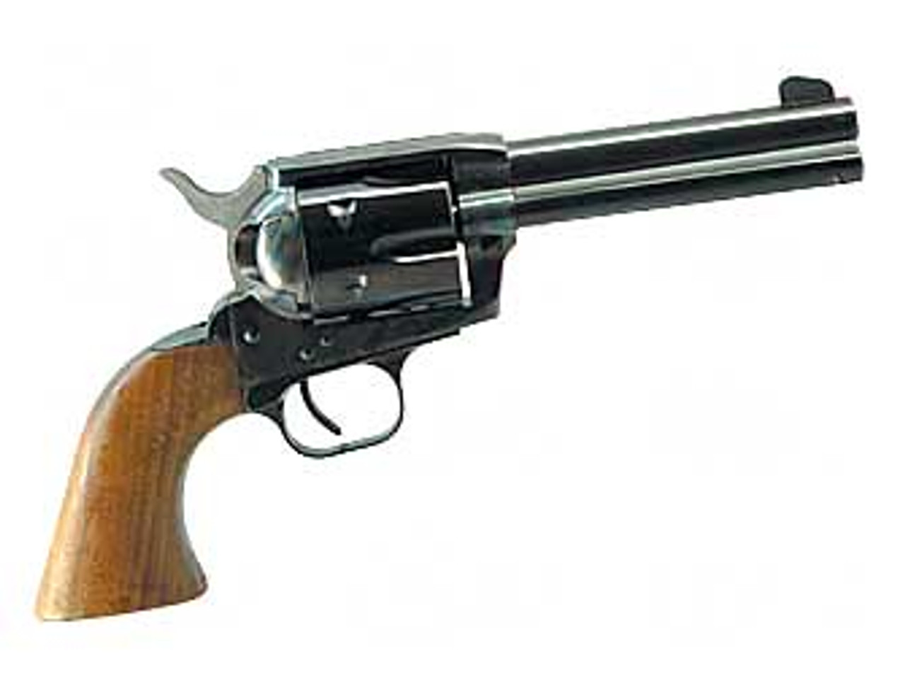 "EAA Bounty Hunter Revolver Walnut Grips 4.5"" CALIFORNIA LEGAL - .357 Mag"