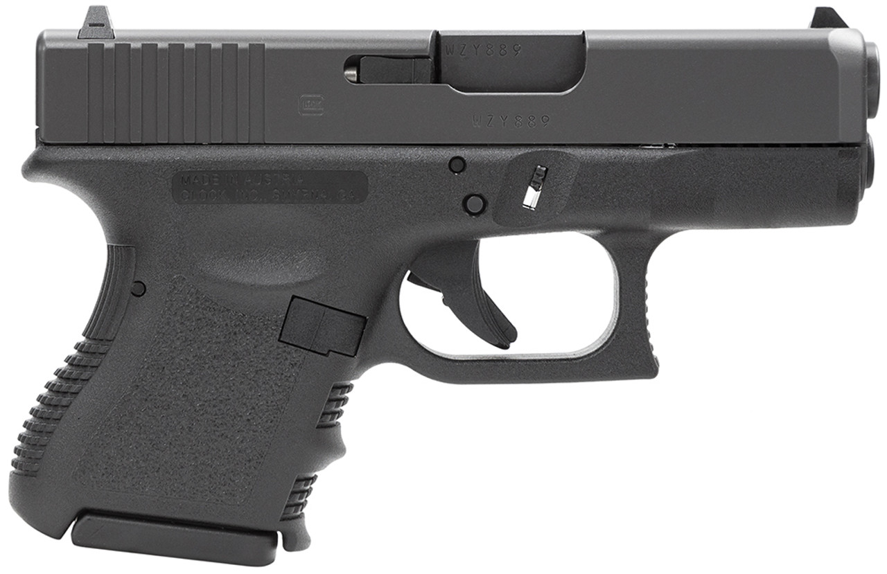 Glock G33 Standard CALIFORNIA LEGAL - .357 Sig