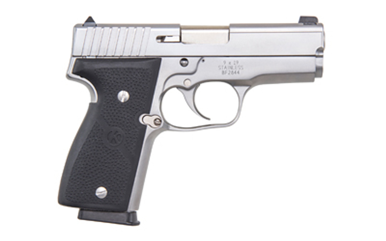 """Kahr Arms K9 Stainless Steel 3.5"""" CALIFORNIA LEGAL - 9mm"""