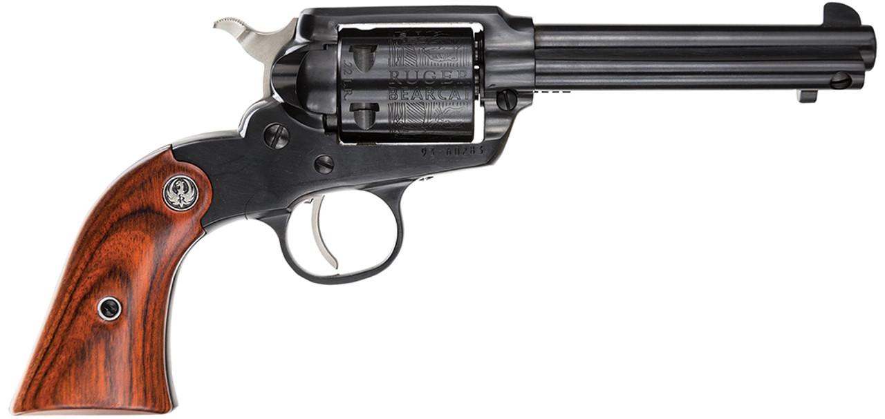 "Ruger Bearcat Standard Hardwood Grip 4.2"" CALIFORNIA LEGAL .22 LR"