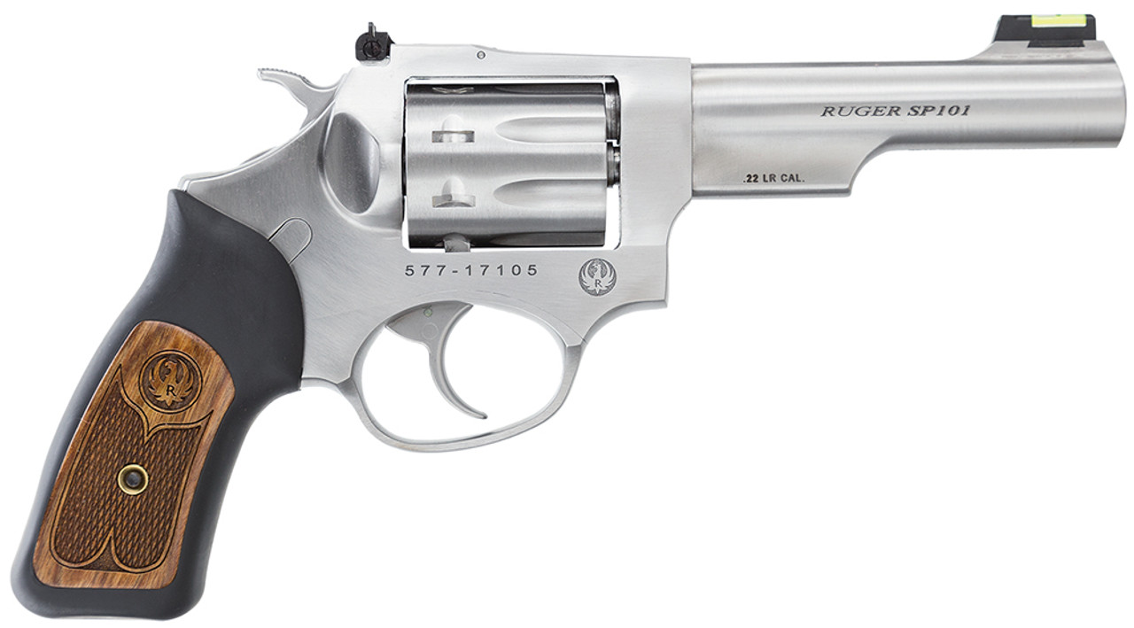 """Ruger SP101 Standard Stainless 4.2"""" CALIFORNIA LEGAL - .357 Mag"""