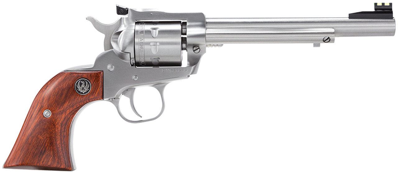 """Ruger Single-Nine Stainless 6.5"""" CALIFORNIA LEGAL - .22 WMR"""