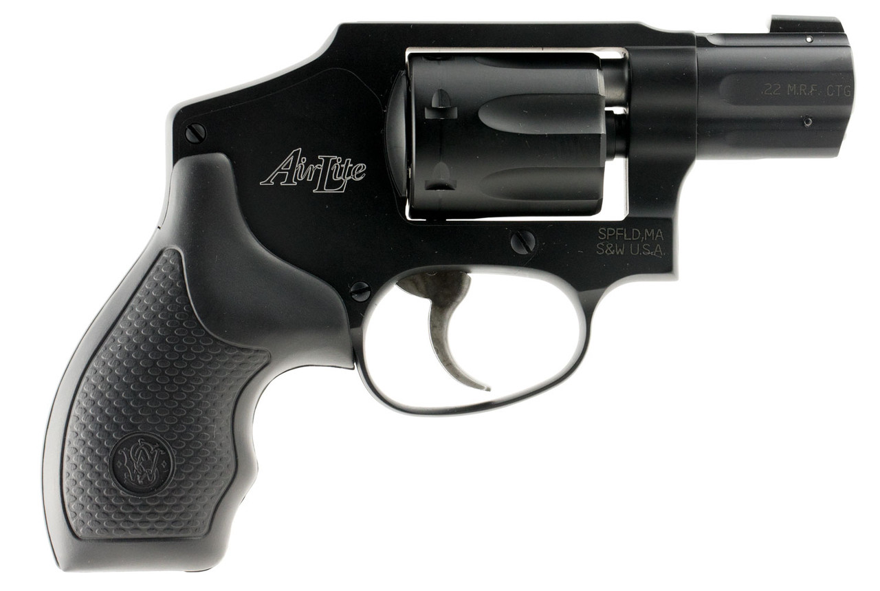 "Smith & Wesson 351 Classic 1.9"" CALIFORNIA LEGAL - .22 WMR"