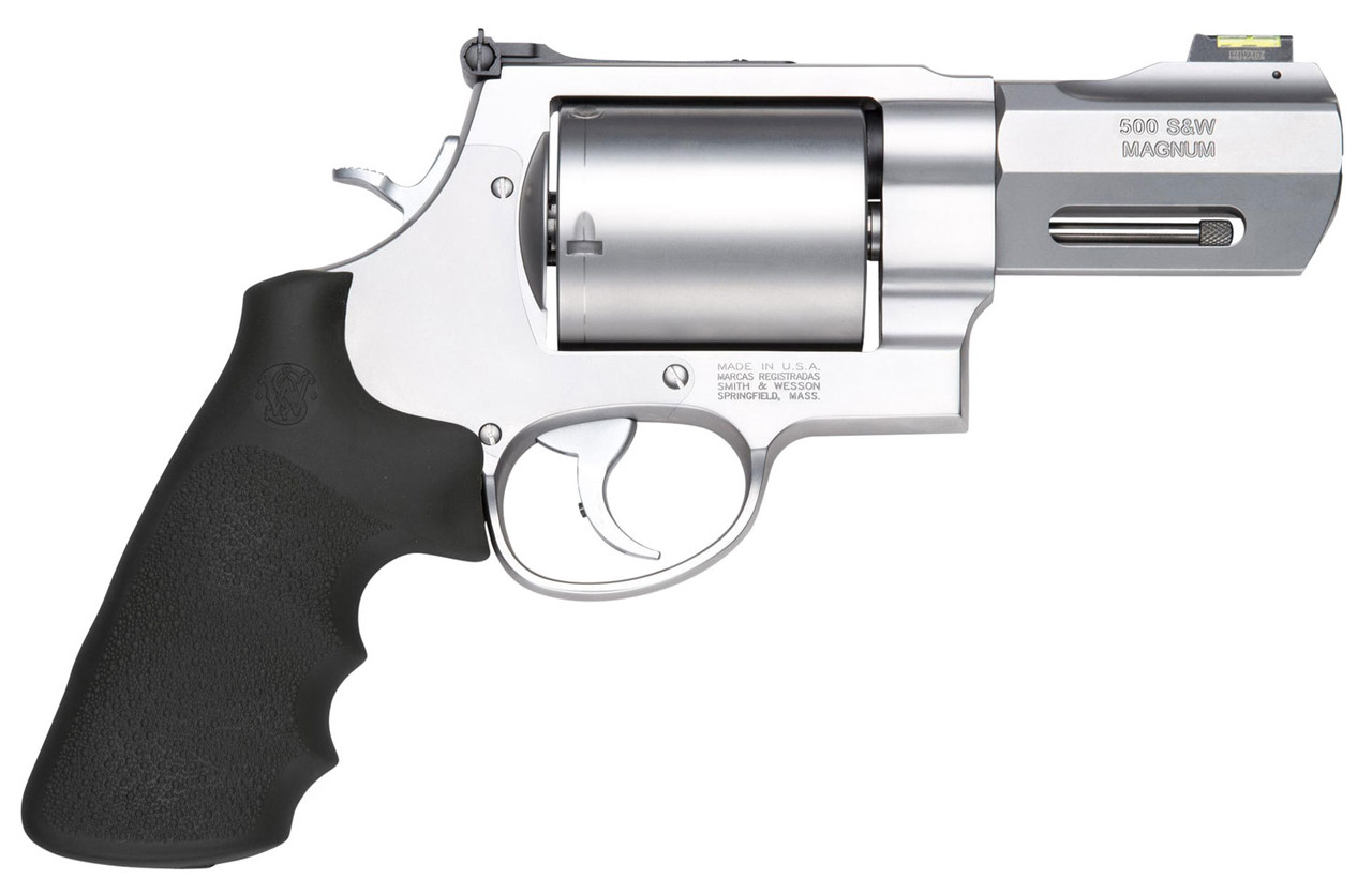 """Smith & Wesson 500 Performance Center Stainless 3.5"""" CALIFORNIA LEGAL - 500 S&W"""
