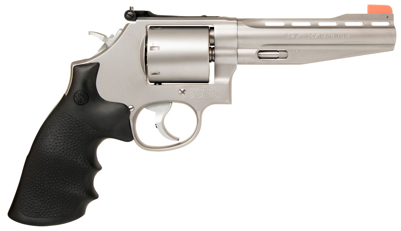 """Smith & Wesson 686 Plus Performance Center Stainless 5"""" CALIFORNIA LEGAL - .357 Mag"""