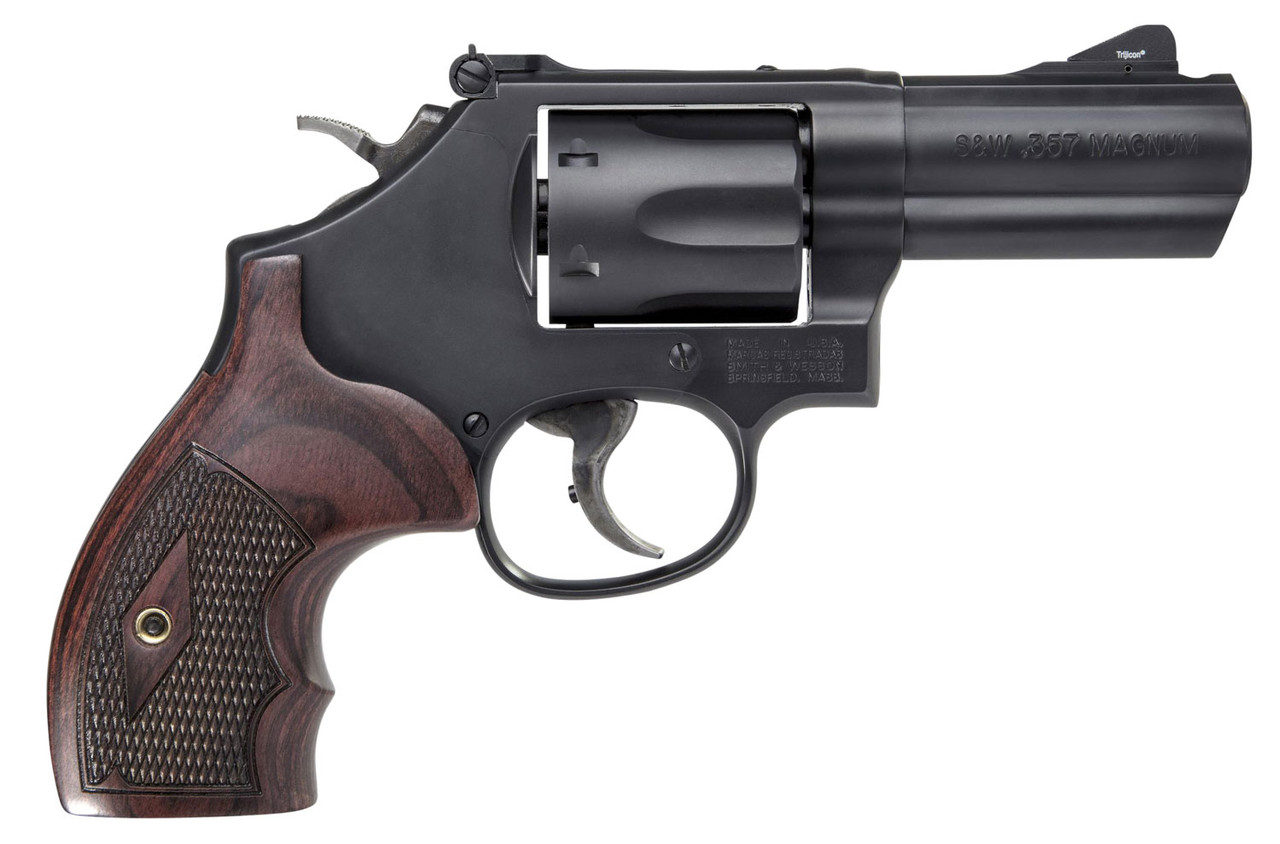 """Smith & Wesson 19 Performance Center K-Comp 3"""" CALIFORNIA LEGAL - .357 Mag"""
