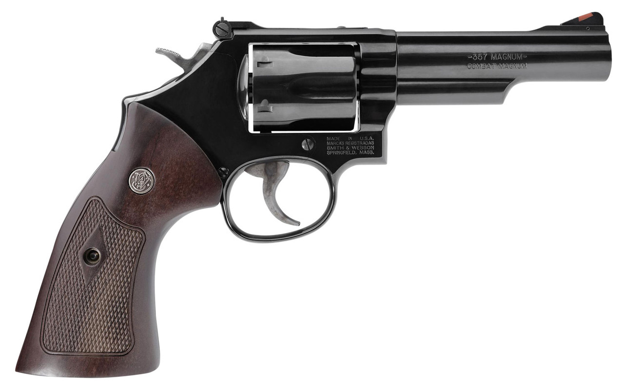"""Smith & Wesson 19 Classic 4.3"""" CALIFORNIA LEGAL - .357 Mag"""
