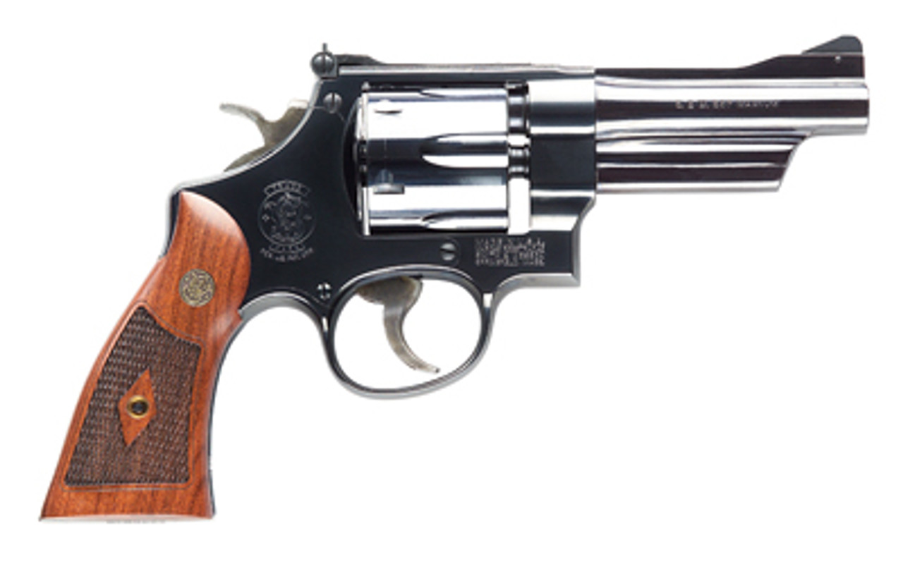 """Smith & Wesson 27 Classic 4"""" CALIFORNIA LEGAL - .357 Mag"""