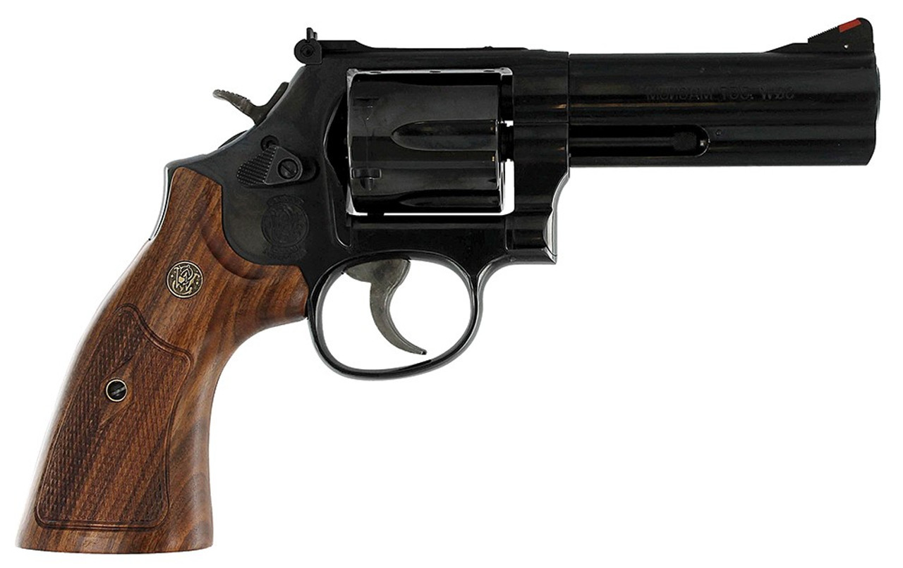 """Smith & Wesson 586 Classic 4"""" CALIFORNIA LEGAL - .357 Mag"""