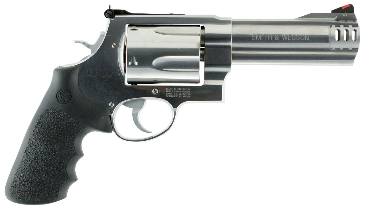 """Smith & Wesson 460 XVR Stainless 5"""" CALIFORNIA LEGAL - .460 S&W"""