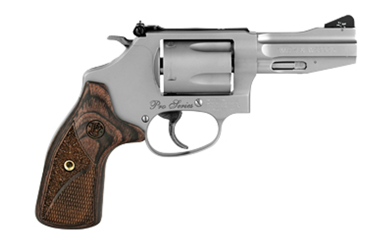 """Smith & Wesson 60 Pro Stainless 3"""" CALIFORNIA LEGAL - .357 Mag"""