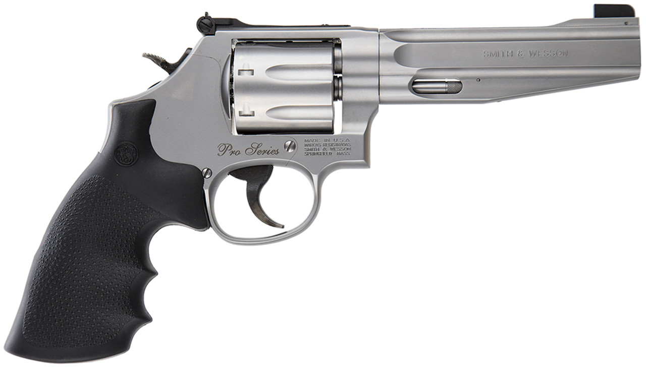 """Smith & Wesson 686 Plus Performance Center Pro Stainless 5"""" CALIFORNIA LEGAL - .357 Mag"""