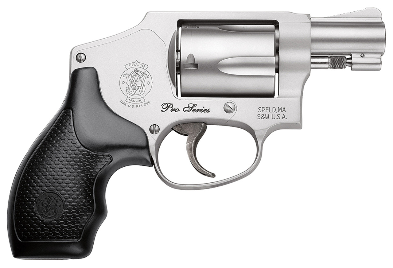 """Smith & Wesson 642 Performance Center Pro Stainless 1.9"""" CALIFORNIA LEGAL - .38 Spl"""