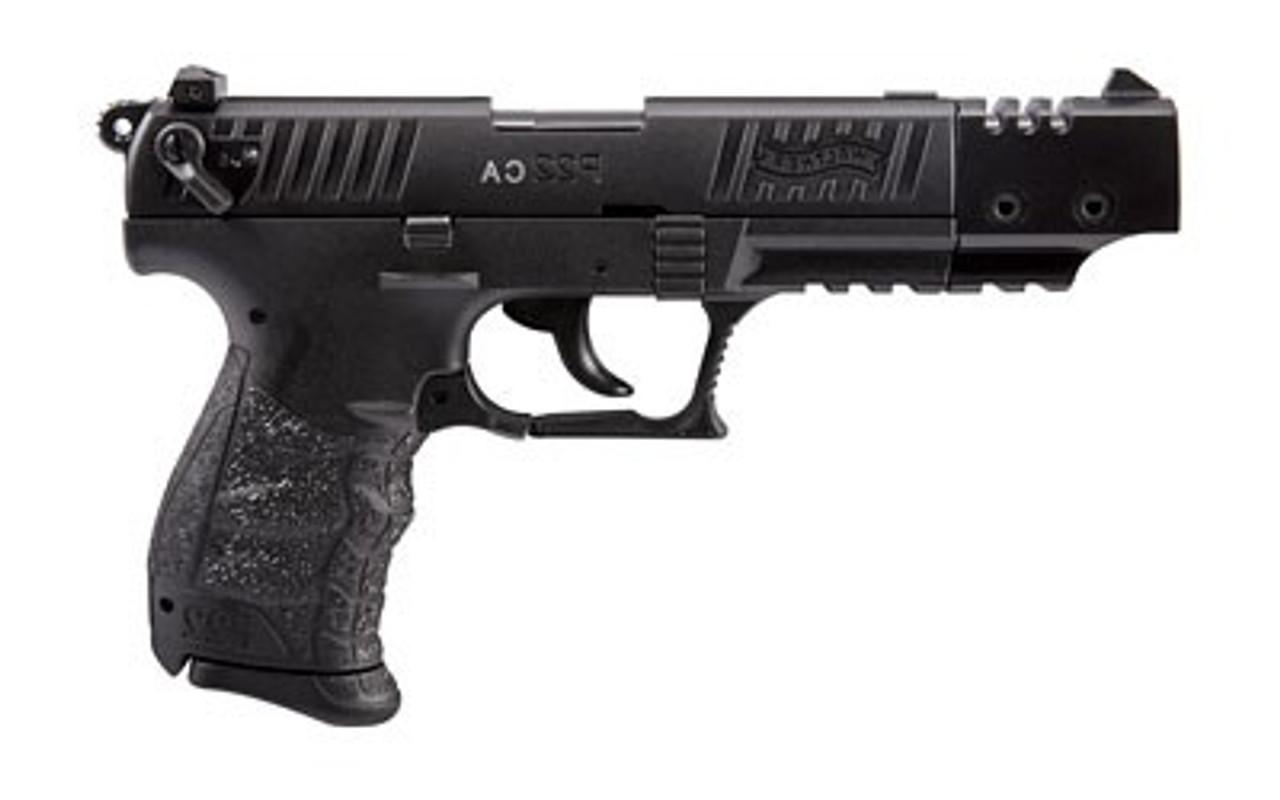 "Walther P22-CA 5"" CALIFORNIA LEGAL - .22 LR"