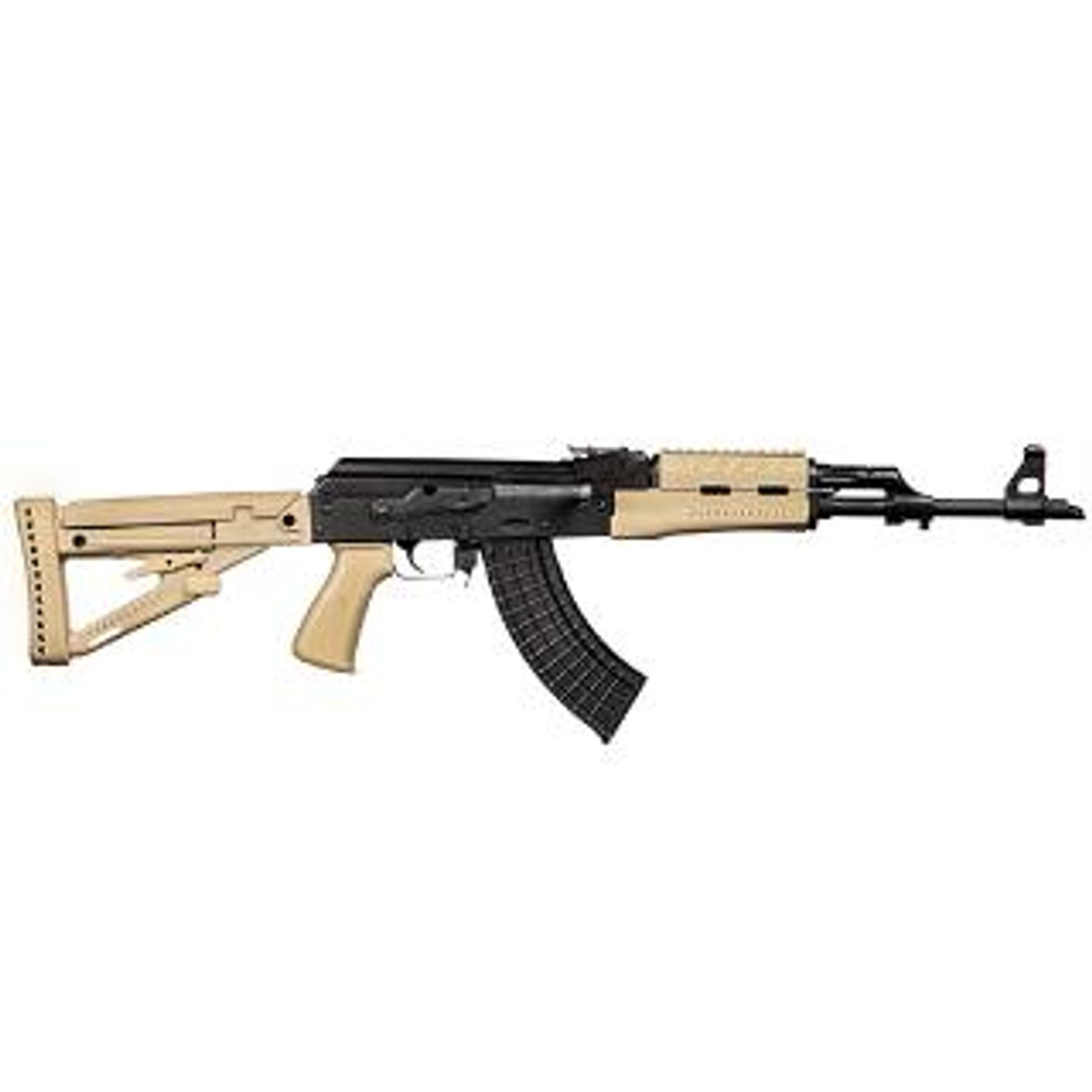 Zastava ZPAPM70 FDE CALIFORNIA LEGAL - 7.62x39