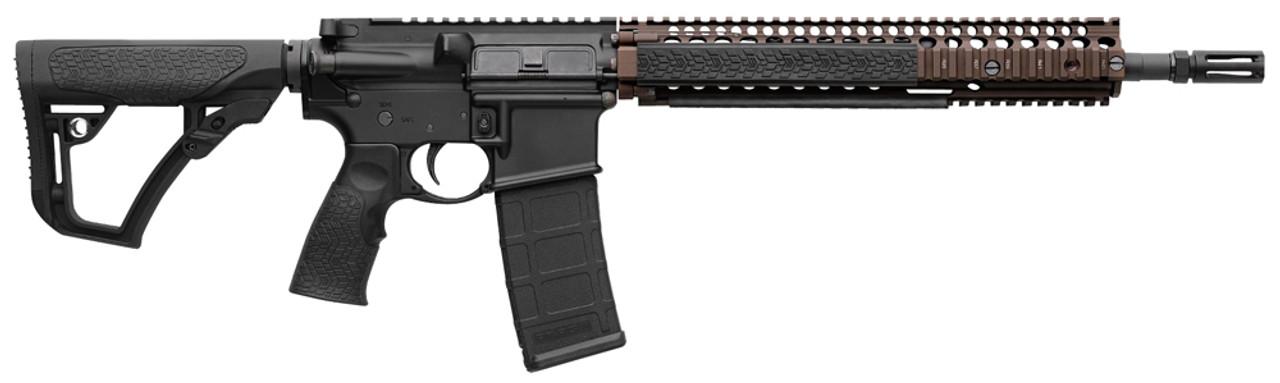 Daniel Defense DDM4 M4A1 CALIFORNIA LEGAL - .223/5.56 - FDE