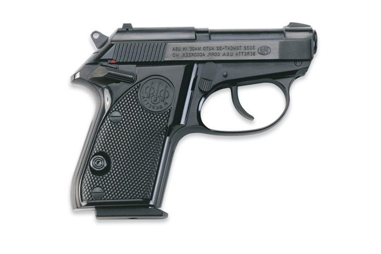 """Beretta Tomcat 3032 2.4"""" CALIFORNIA LEGAL - .32 ACP"""