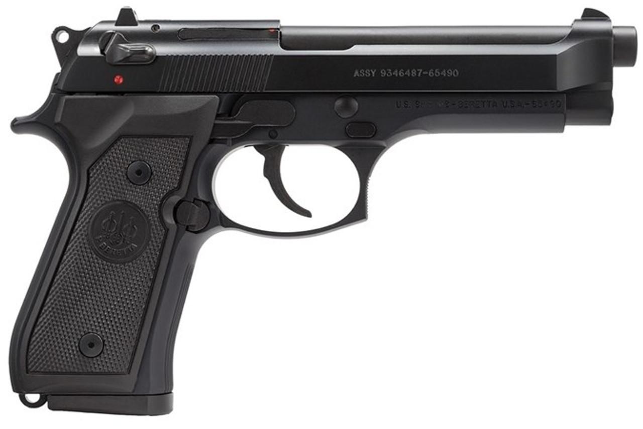 "Beretta 92 M9 4.9"" CALIFORNIA LEGAL - 9mm"