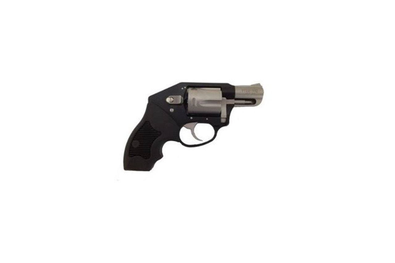 """Charter Arms Off Duty Black/Stainless 2"""" CALIFORNIA LEGAL - .38 Special"""