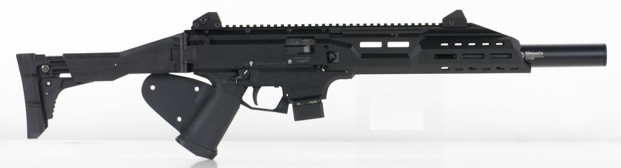 CZ Scorpion EVO 3 S1 Carbine Faux Suppressor CALIFORNIA LEGAL - 9MM