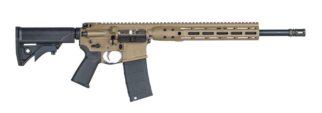 LWRC Individual Carbine Direct Impingement FDE CALIFORNIA LEGAL - .300 Blackout