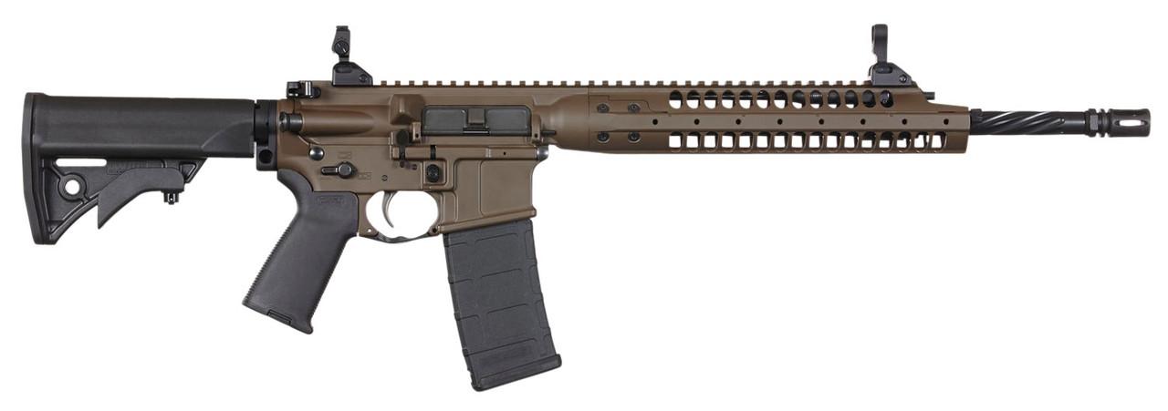LWRC Individual Carbine A5 Brown CALIFORNIA LEGAL - .223/5.56