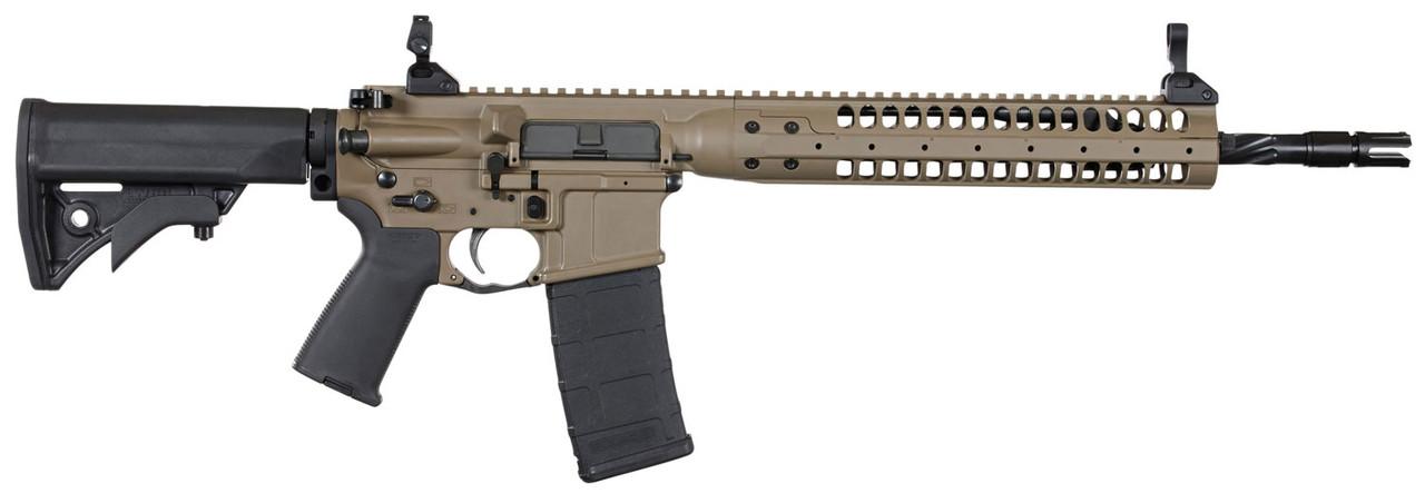 LWRC Individual Carbine SPR FDE CALIFORNIA LEGAL - .223/5.56