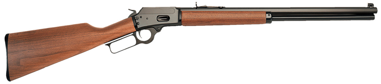 "Marlin 1894 Cowboy Blued American Black Walnut 20"" CALIFORNIA LEGAL - .45 Colt"