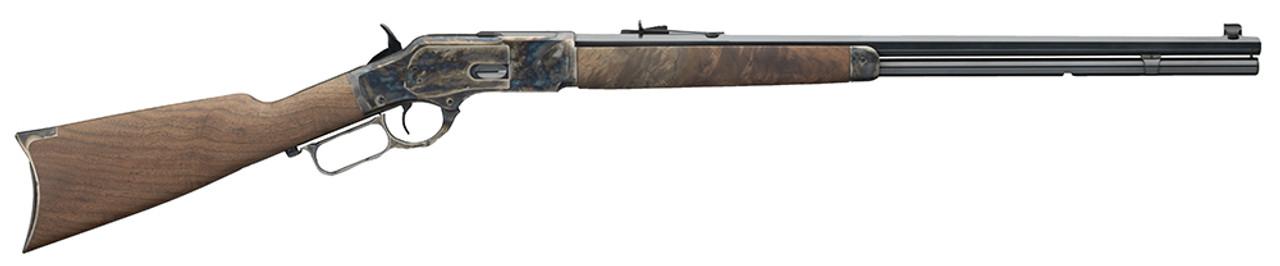"Winchester 1873 Sporter Satin Walnut 24"" CALIFORNIA LEGAL - .357 Mag"