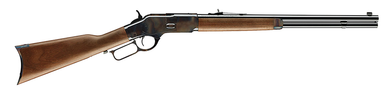 "Winchester 1873 Short Rifle Satin Walnut 20"" CALIFORNIA LEGAL - .44-40 Win"