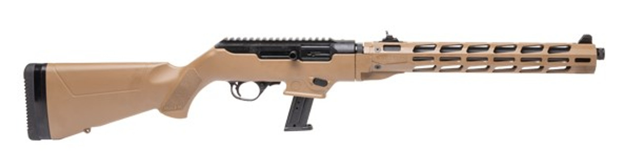 Ruger PC Carbine Takedown FDE CALIFORNIA LEGAL - 9mm