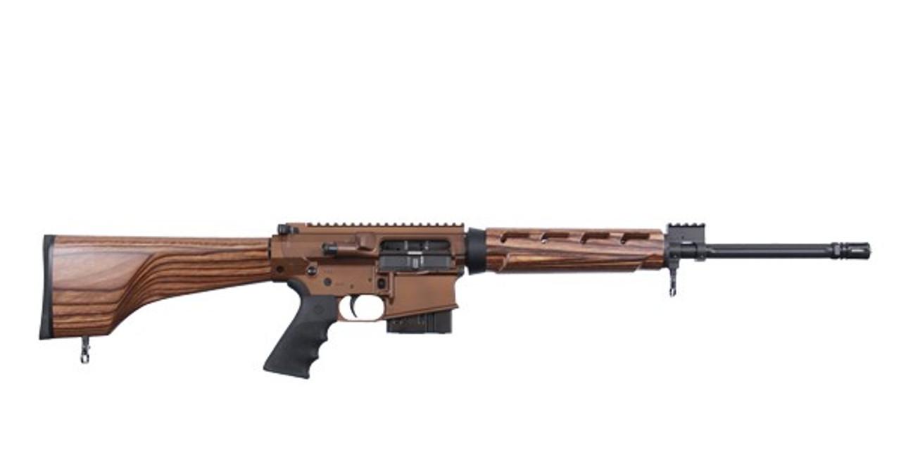 "Windham 308 Hunter A2 Suppressor Coyote Brown 18"" CALIFORNIA LEGAL - .308/7.62x51"