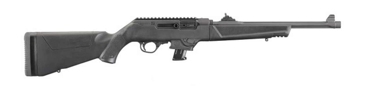 Ruger PC Carbine (Fluted, Threaded, Heavy Barrel) Takedown CALIFORNIA LEGAL - .40 S&W