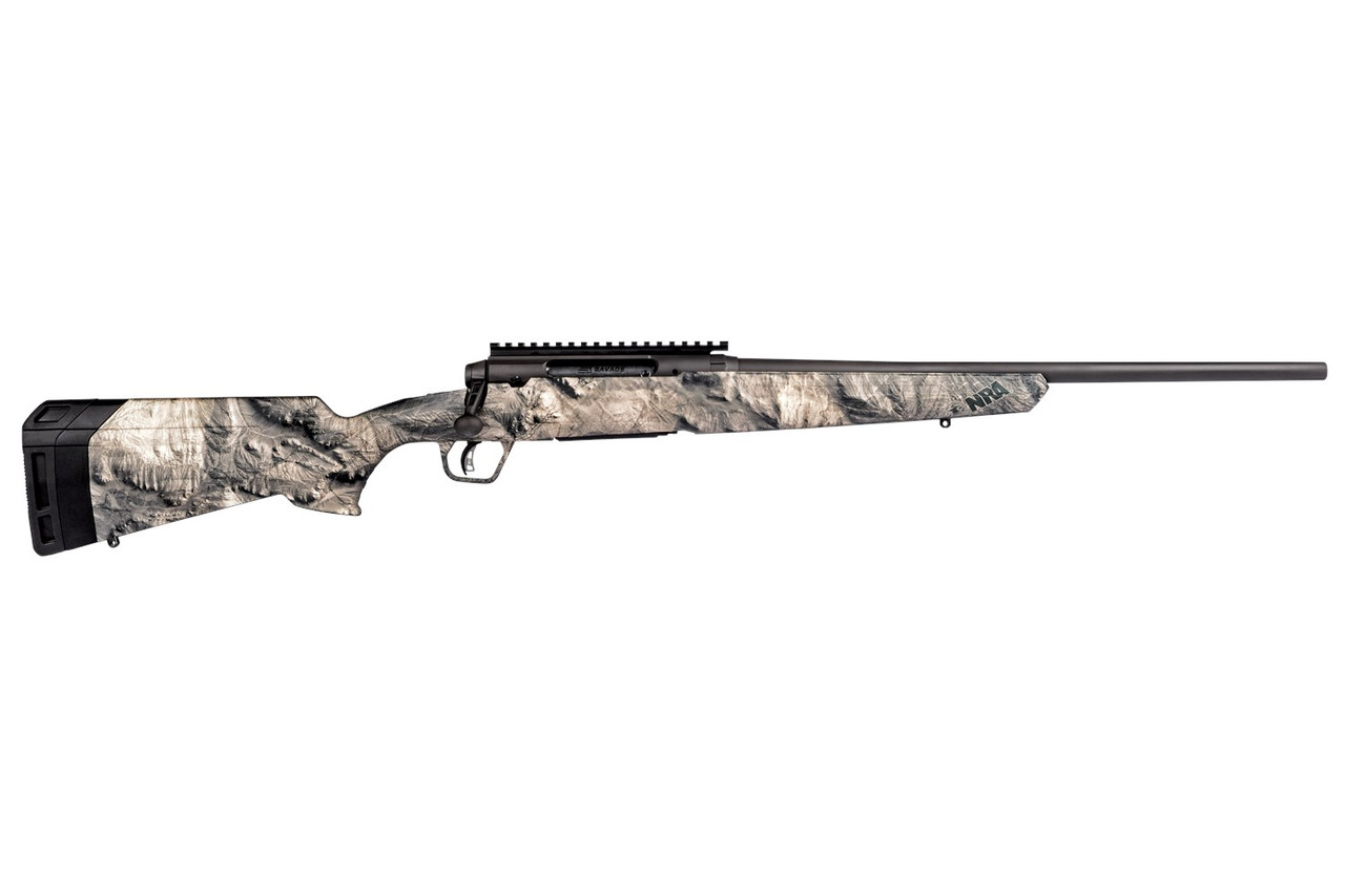 """Savage Arms Axis II Overwatch Mossy Oak 20"""" CALIFORNIA LEGAL - .223/5.56"""