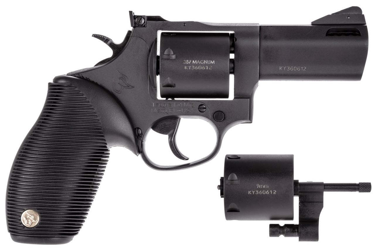 """Taurus 692 Standard Revolver 3"""" CALIFORNIA LEGAL - .38 Special/ .357 Magnum/ 9mm"""