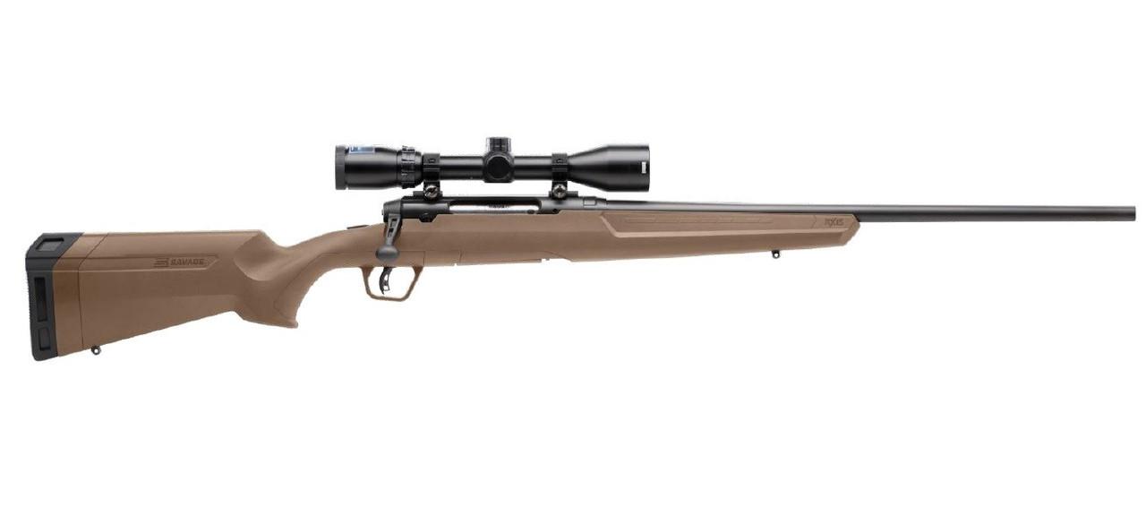"""Savage Arms Axis II XP w/ Scope FDE 22"""" CALIFORNIA LEGAL - 6.5 Creedmoor"""