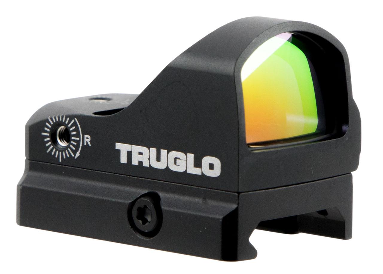 Truglo Red Dot Tru-Tec Micro Sub-Compact 1x
