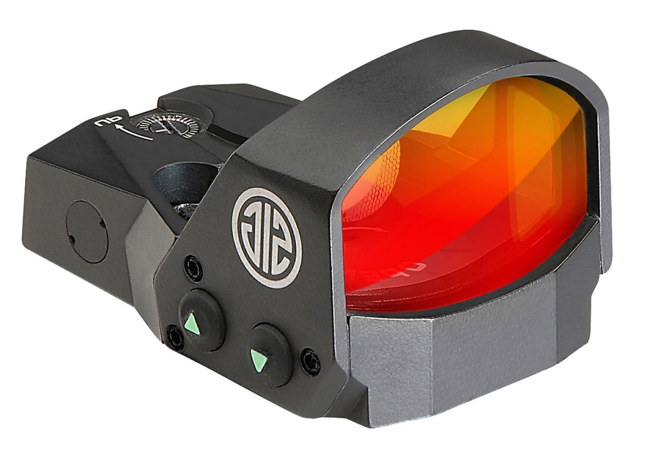 Sig Sauer Electro-Optics Red Dot Scopes ROMEO1 1x