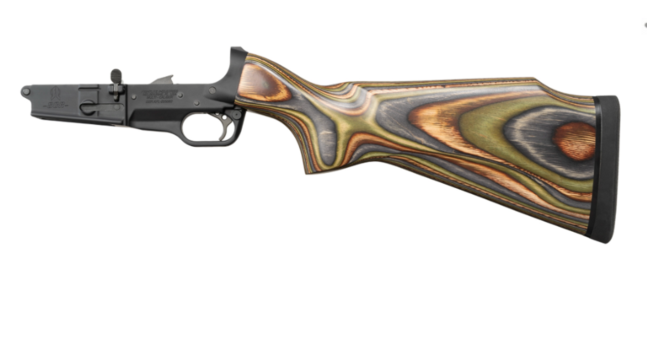 SCR Rifle Lower - Forest Camo Stock