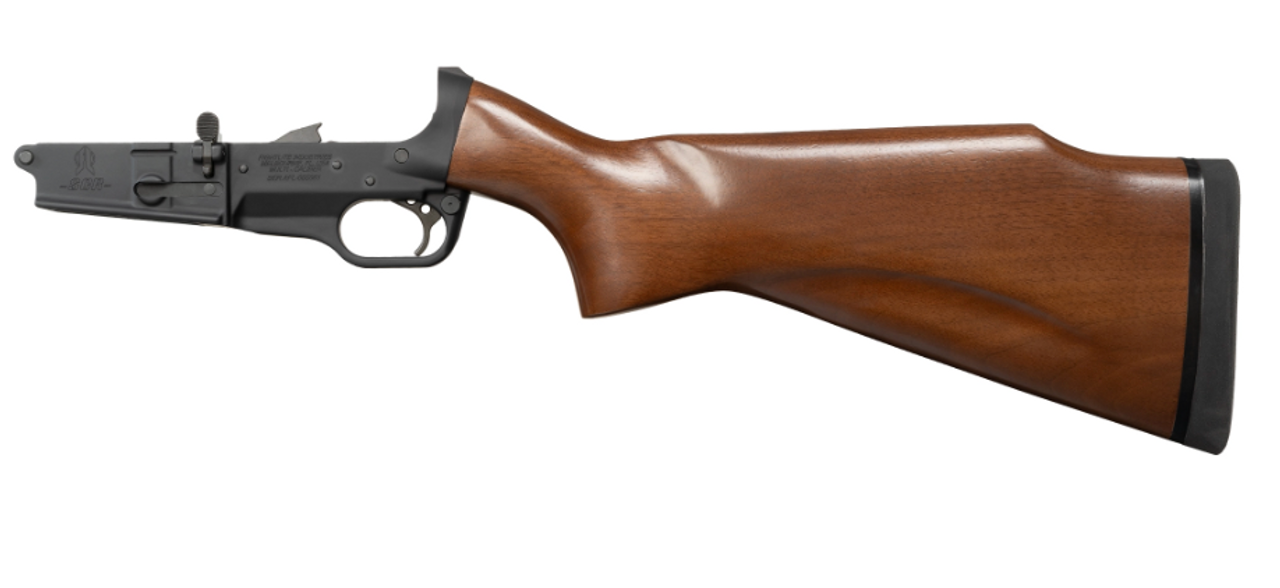 SCR Rifle Lower - Walnut Stock