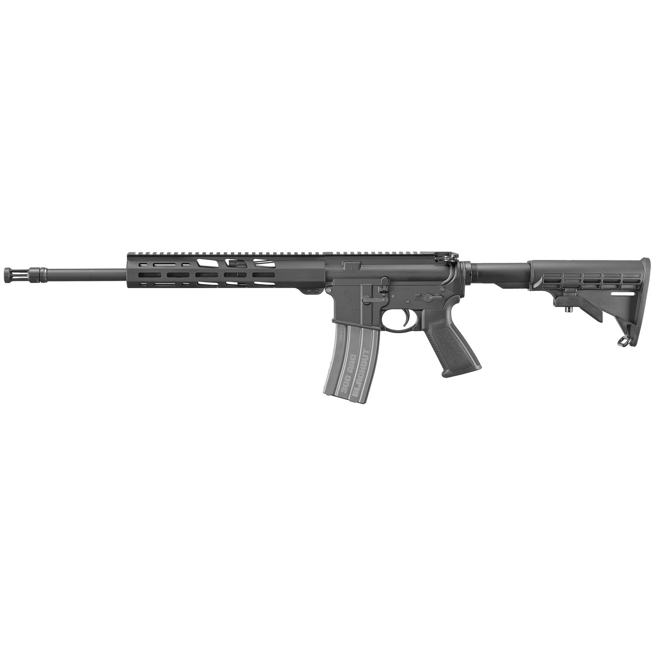 Ruger AR-556 FFH CALIFORNIA LEGAL - .300 Blackout