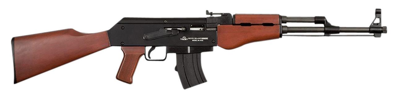 Rock Island Tactical Rifle MAK22 Walnut CALIFORNIA LEGAL - .22LR