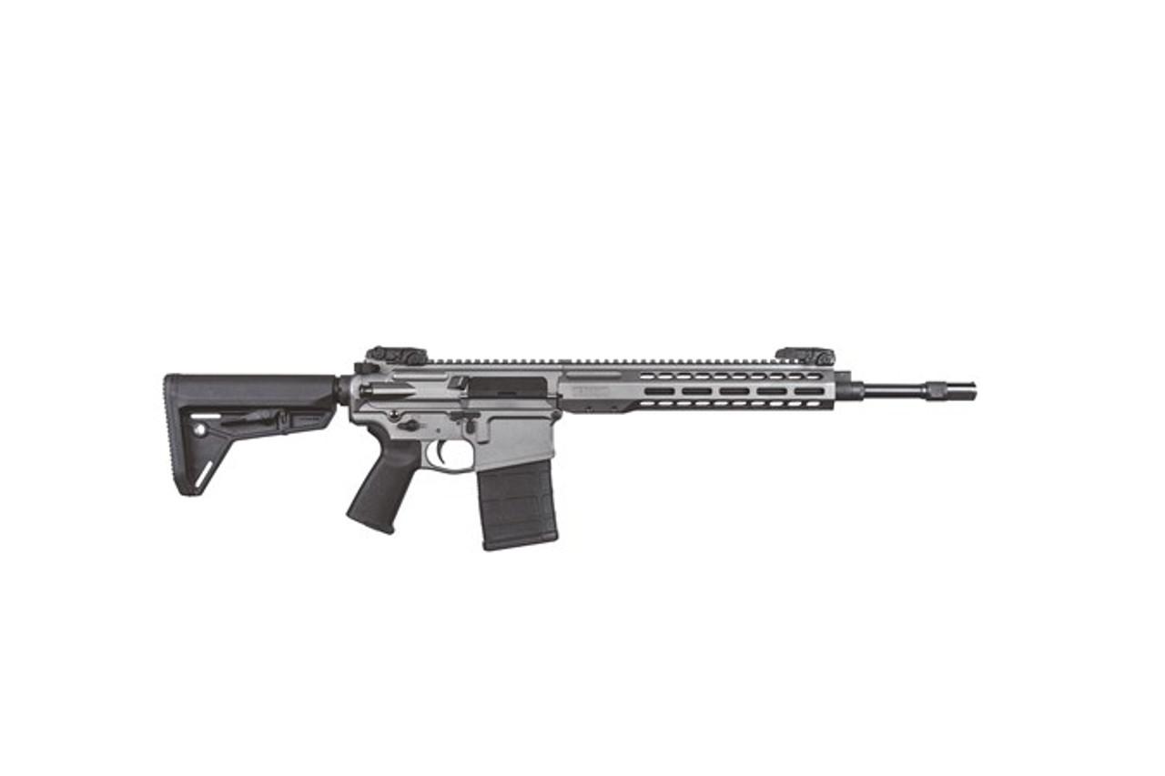 Barrett REC10 Carbine CALIFORNIA LEGAL - .308/7.62x51 - Tungsten Grey