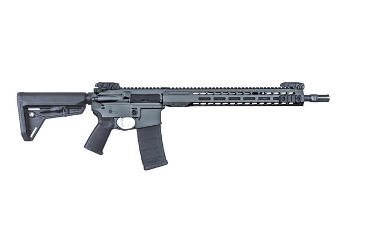 Barrett REC7 DI Carbine Tungsten Gray CALIFORNIA LEGAL - .300 Blackout