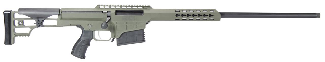 """Barrett M98B Fieldcraft OD Green 24"""" CALIFORNIA LEGAL - .300 Winmag"""