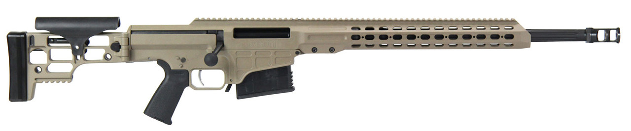 "Barrett MRAD FDE 22"" CALIFORNIA LEGAL - .308/7.62X51"