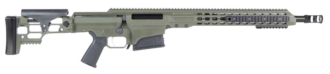 """Barrett MRAD OD Green 17"""" CALIFORNIA LEGAL - .308/7.62x51"""