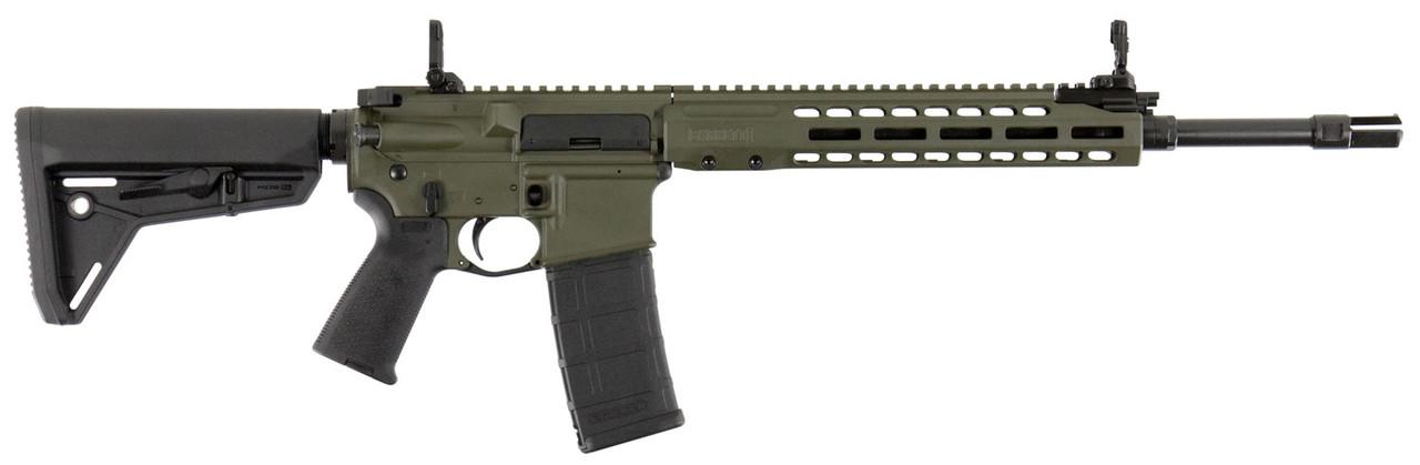 "Barrett REC7 Carbine OD Green 16"" CALIFORNIA LEGAL - .223/5.56"