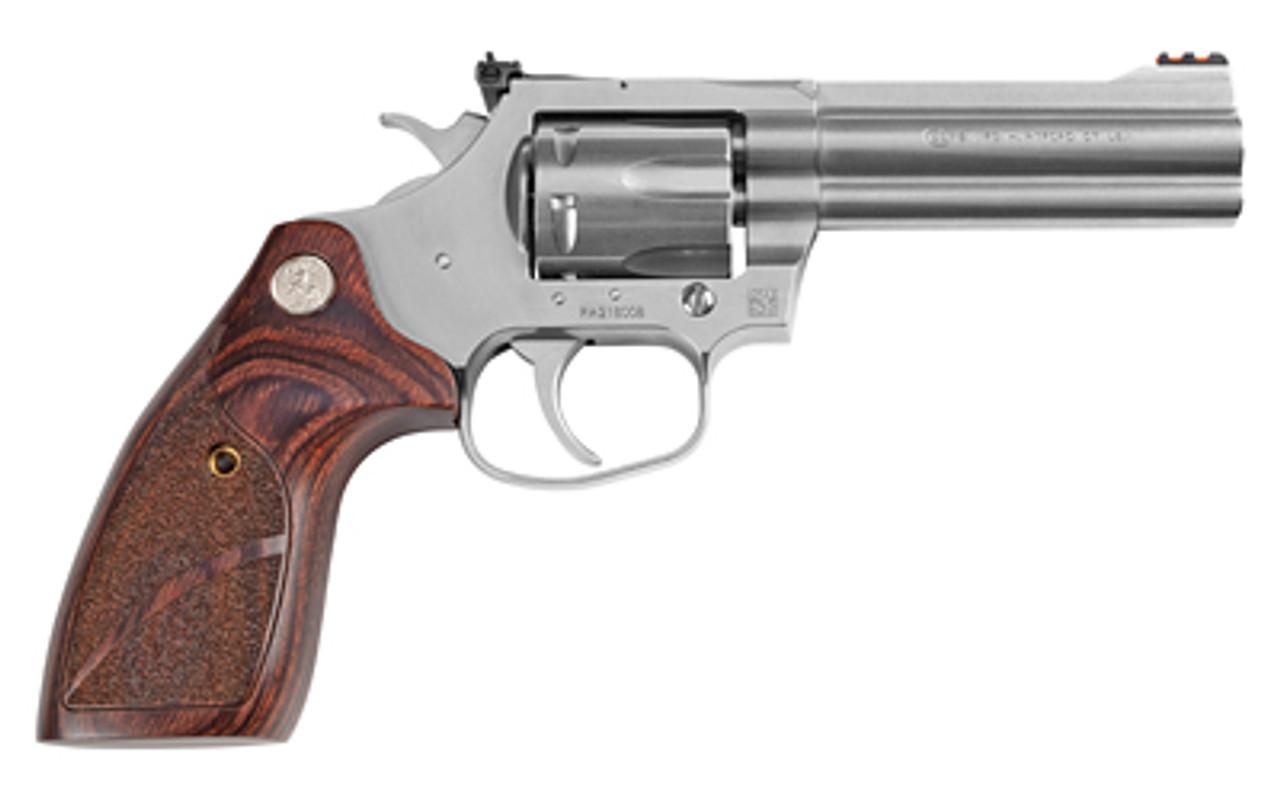 "Colt King Cobra Target Stainless 4.3"" CALIFORNIA LEGAL - .357 Mag"