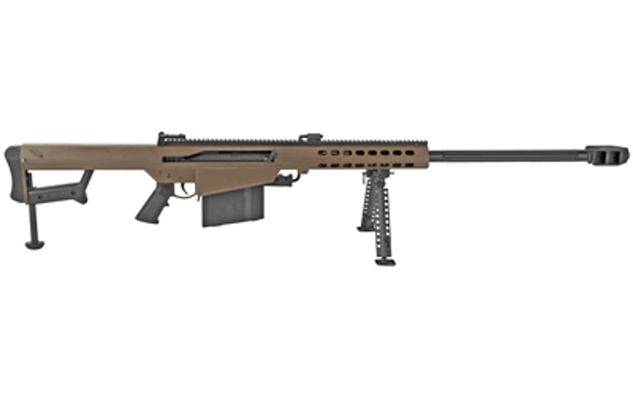 "Barrett M82A1 29"" CALIFORNIA LEGAL - .416 - Coyote Brown"
